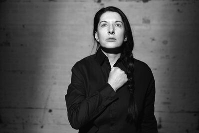 Marina Abramović, 'Study for a Monument (4)', 2018