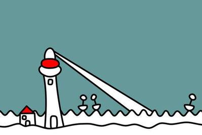 Richard Scott, 'Robben Island Light House', 2014