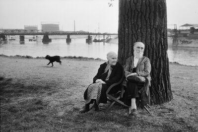 Henri Cartier-Bresson, 'IVRY-SUR-SEINE, 1955', 1955