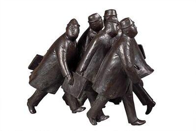 William McElcheran, 'Untitled (Five Businessmen)', 1978
