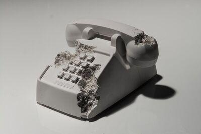 Daniel Arsham, 'FUTURE RELIC 05: TELEPHONE ', 2016