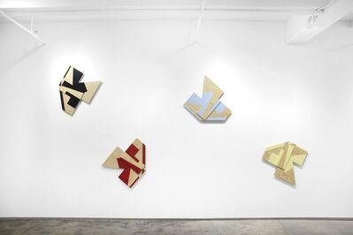 Dario Escobar, 'Lines of Flight', 2018