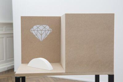 Marge Monko, 'Composition III (Diamond)', 2014