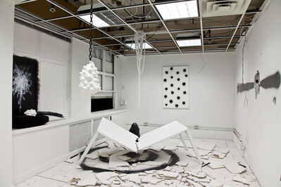 Jack Greer, 'The Culmination of the Studio, As a Gallery, As a Dream', 2010