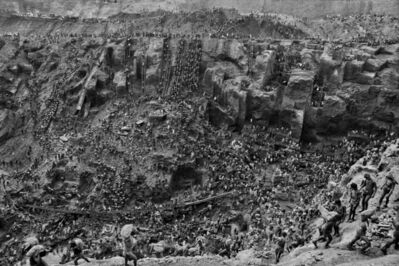 Sebastião Salgado, 'Gold mine. Serra Pelada, state of Pará, Brazil.', 1986