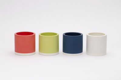 Jaejun Lee, 'Colored cylinder set', 2015