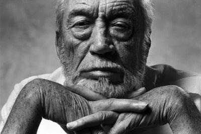 Norman Seeff, 'John Huston ', 1985