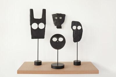 Peter Liversidge, 'Untitled (Mask Group)', 2014