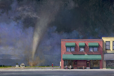 John Brosio, 'The Edge of Town No. 2', 2016