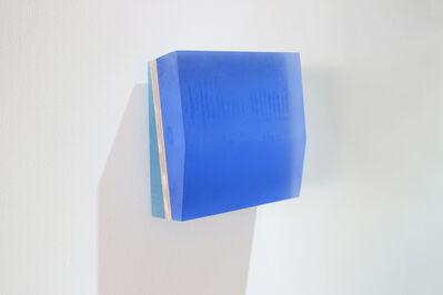 Michelle Benoit, 'South East Ledge Cobalt', 2018