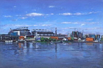 Martin Kotler, 'Stadium Waterfront', 2015-2017