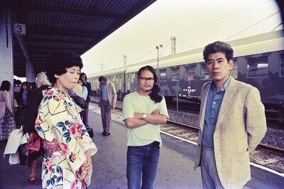 Chu Enoki, 'Going to Hungary with HANGARI ', 1977