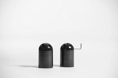 Enzo Mari, 'Salt shaker and pepper grinder', 1972