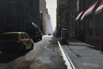 Claudio Filippini, 'New York morning', 2017