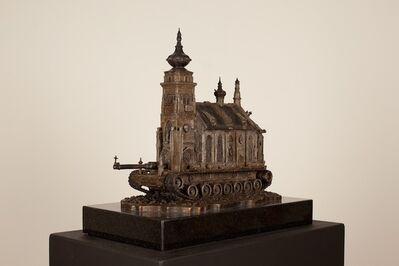 Kris Kuksi, 'Churchtank Type 9', 2010