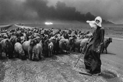 Sebastião Salgado, 'Kuwait', 1991