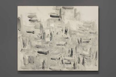 Lee Ufan, 'With Winds', 1988