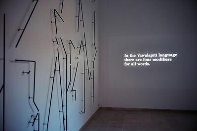 Vincent Meessen and guests, 'Personne et les autres (Installation view)', 2015