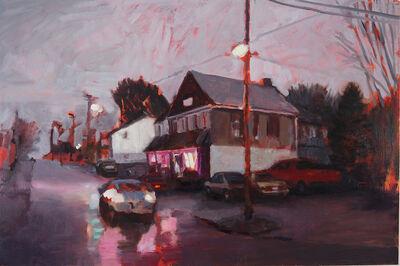 Christopher Lowry Johnson, 'Roadhouse, PA Rt.119', 2018