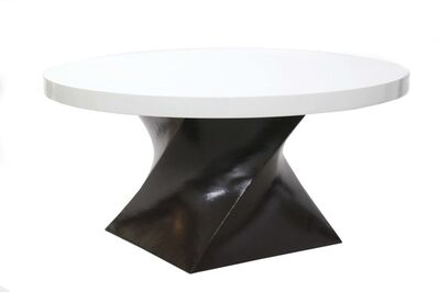 Robert Kuo, 'A modern contemporary dining table'