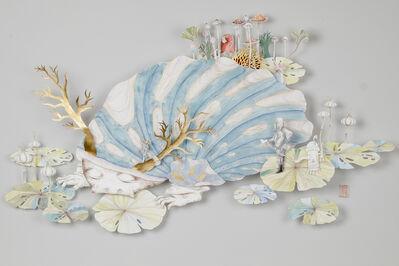 Teresa Currea, 'Blue Shell', 2017