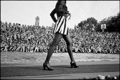 Micha Bar-Am, ' fashion show, women's army base, Israel', 1973