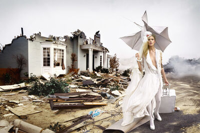 David LaChapelle, 'When the World is Through', 2005