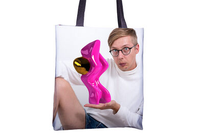 Jeremy Bailey, 'You Tote Bag (11)'