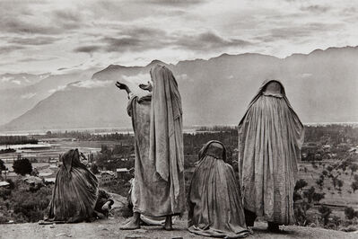 Henri Cartier-Bresson, 'Srinagar, Kashmir', 1948-printed later