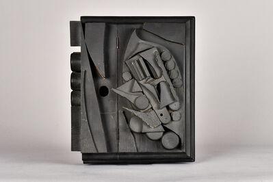 Louise Nevelson, 'Dark Cryptic XLIII', 1976