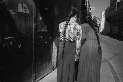Ofir Barak, 'Mea Shearim, Street Scene'