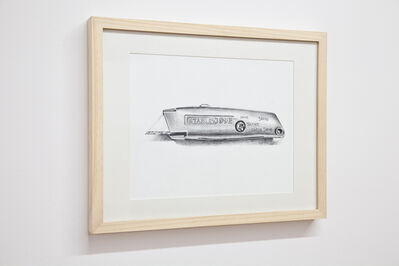 Jack Greer, 'Objects at Work: Stanley Exacto Knife', 2012
