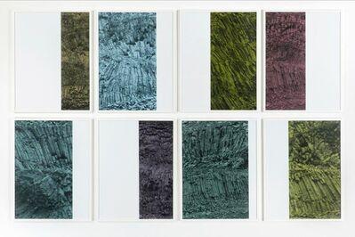 Olafur Eliasson, 'Crystal Wall series (8 prints)', 1998