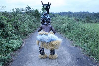 Zina Saro-Wiwa, 'Men of the Ogele: Janus', 2014
