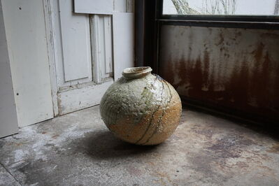 Shiro Tsujimura, 'Large Jar', 1995