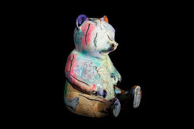 Julien Marinetti, 'TEDDY POPI 37 CM ', 2017