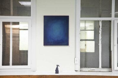 Louis Eisner, 'Blue', 2010