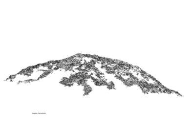 Magnus Sigurdarson, 'Helgafell Misty Mountain Series (2 of 5)', ca. 2015 -16