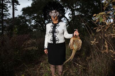 Allison Janae Hamilton, 'Brecencia and Pheasant', 2017