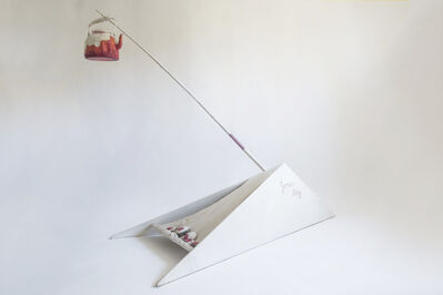 Maria Pinińska-Bereś, 'Hot Tears (Gorące łzy)', 1982