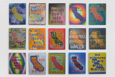 Christine Wang, 'California Paintings', 2015