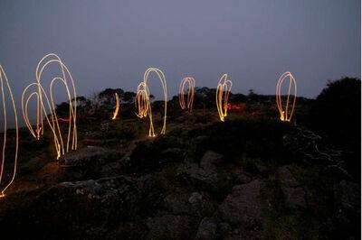 Cameron Robbins, 'Mt Jim Magnetic Anomaly, Loops II', 2011