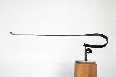 Martín Chirino, 'Homenaje. Serie Marinetti XIII', 2010