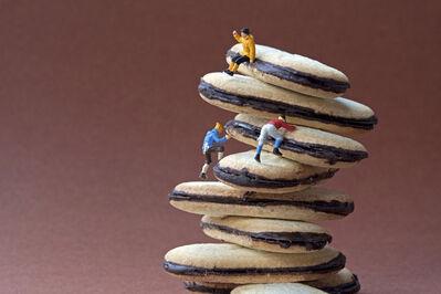 Christopher Boffoli, 'Cookie Climbers', 2013