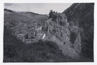 Frans Beerens, 'A Midavel Abandoned Village in Cilento (Italy) ', 2017