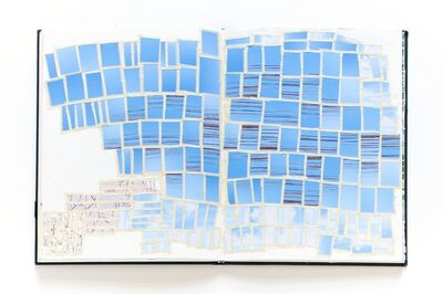 "Lisa Piasecki, 'Ritual Landscapes, ""Line Storm #81""', 2014"