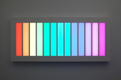 Leo Villareal, 'Coded Spectrum', 2012