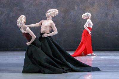Shen Wei 沈伟, 'Folding', 1999-2000