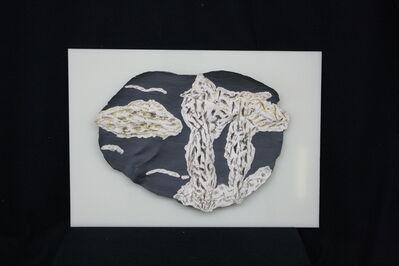 Dorothy Dunitz, 'Ceramic Plaque '