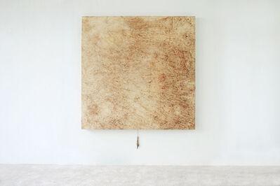 Teresa Margolles, 'Painting of Blood', 2008